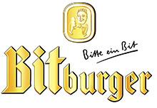 Unser Sponsor Bitburger